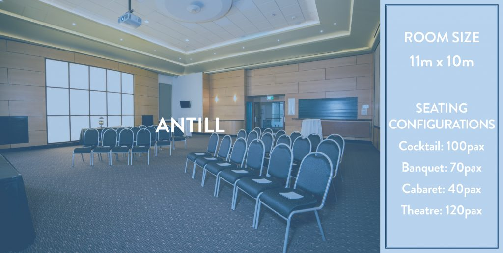 Ainslie Football Club Functions - Antill Room