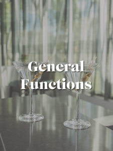 GLGC GENERAL FUNCTIONS