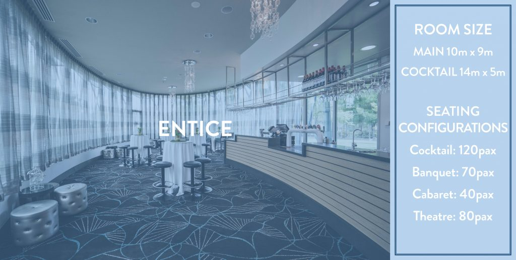 Gungahlin Lakes Club Functions - Entice