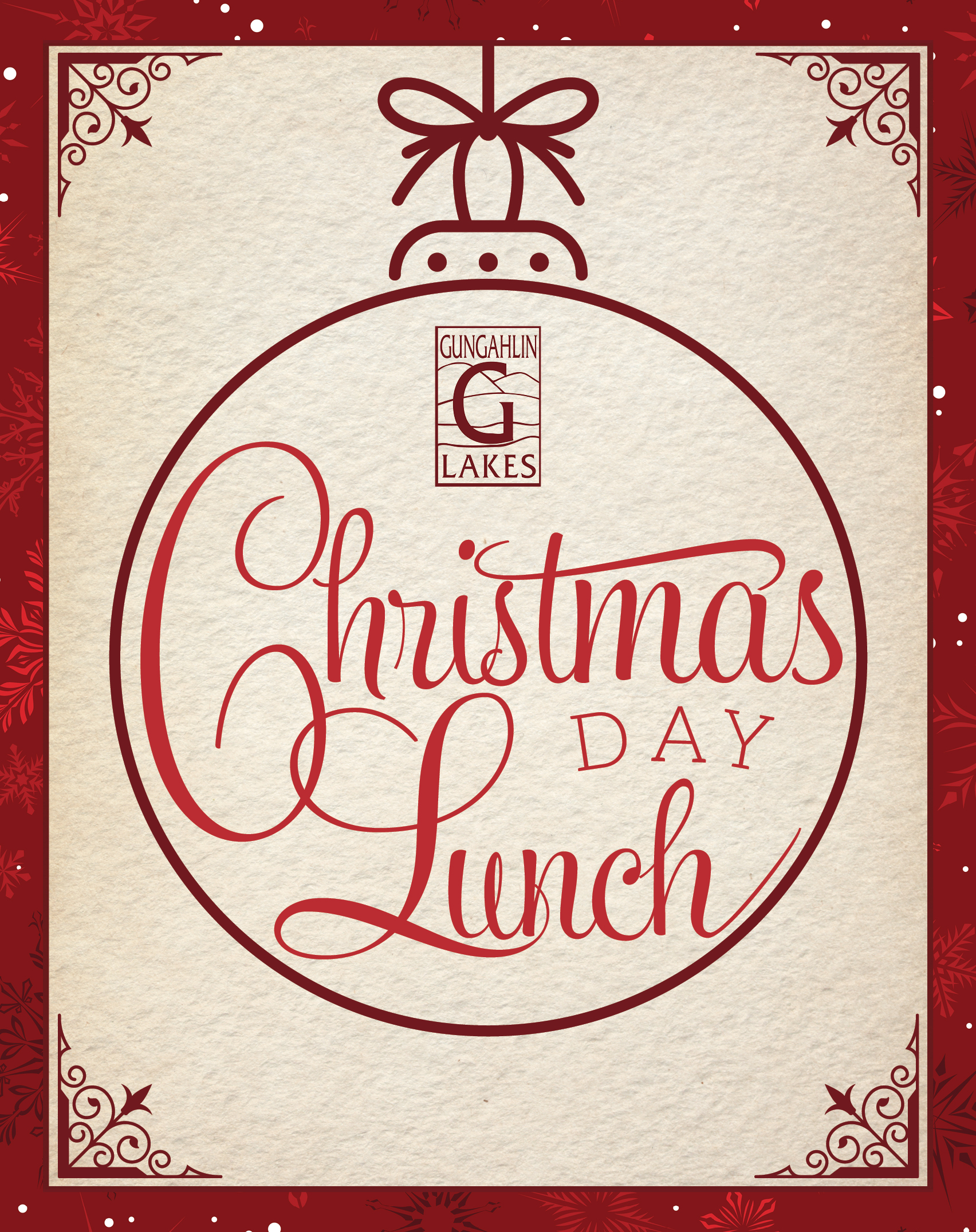 Chrismas Day Lunch at The Lakes