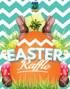 The Lakes Easter Raffle 2019