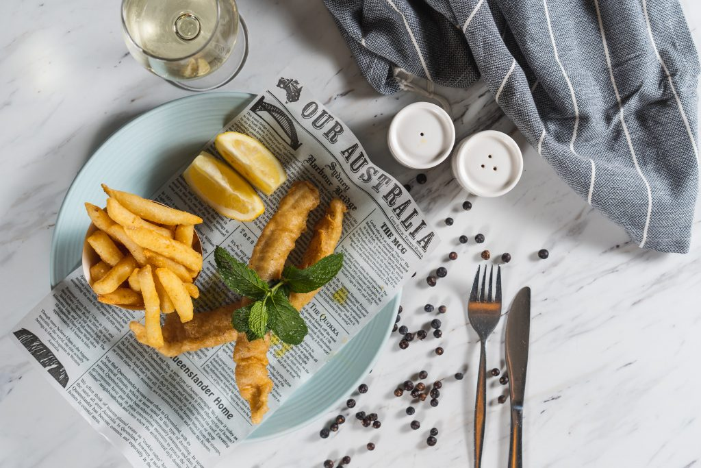 AFC Functions Food - Fish & Chips