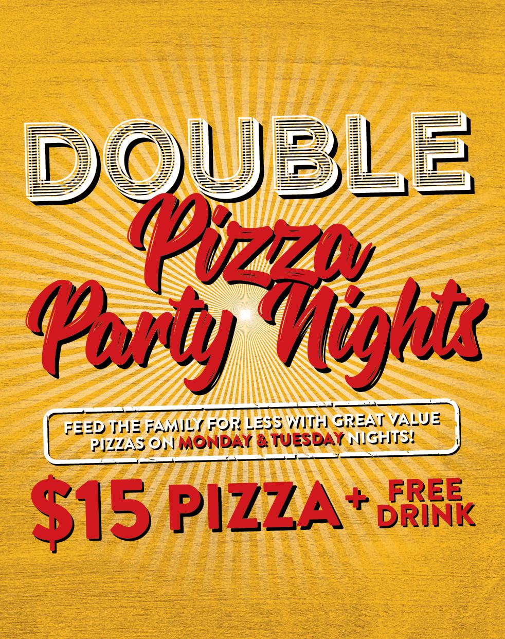 Gungahlin Lakes Pizza Party Nights